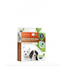 Naturlys Bien-être Intestinal chiot et petit chien 3 cps - Dogteur