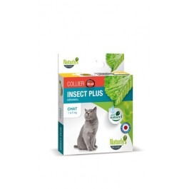 Naturlys Collier insect plus chat - Dogteur