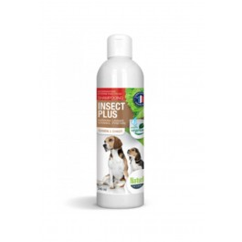 Naturlys Shampooing insect plus chien et chiot 140 ml - Dogteur