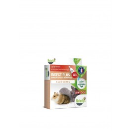 Naturlys Antiparasitaire NAC 4 pipettes - Dogteur