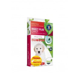 Offre: Naturlys Antiparasitaire Chiot 3 pipettes + 1 OFFERTE - Dogteur
