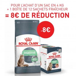 Royal Canin Féline Care Nutrition Digestive Care 4 kg - Dogteur