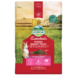 Oxbow Essentials Young Rabbit 2,25 kg - Dogteur