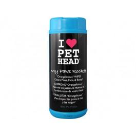 Pet Head My Paws Rock lingettes - Dogteur