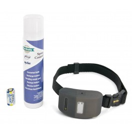 Pet Safe Collier anti-aboiement spray Deluxe  - Dogteur