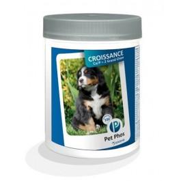 Pet Phos Croissance Ca/P=2 Grand Chien 100 cps - Dogteur