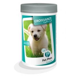 Pet Phos Croissance Ca/P=1.3 100 cps - Dogteur