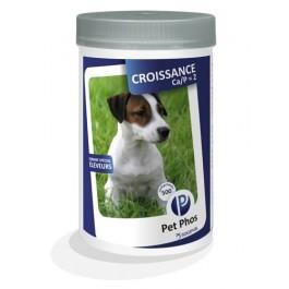 Pet Phos Croissance Ca/P=2 500 cps - Dogteur