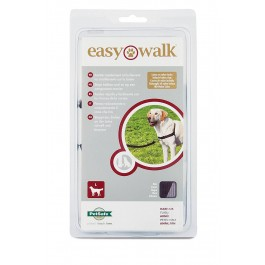 Easy Walk harnais L noir - Dogteur