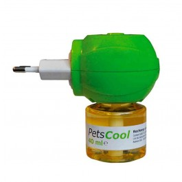 Petscool Diffuseur + Recharge 40 ml - Dogteur