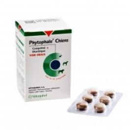 Phytophale chien 30 cps - Dogteur