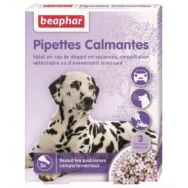 Beaphar chien 3 pipettes calmantes  - Dogteur