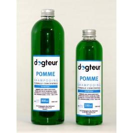 Offre Dogteur: 1 Shampooing PRO Dogteur Pomme 5 L acheté = 1 gant de toilettage offert - Dogteur
