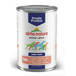 Almo Nature Chien Single Protein Porc 24 x 400 grs - Dogteur