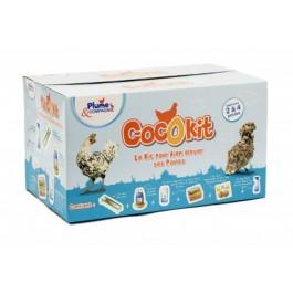 Plume & Compagnie Cocokit Poules - Dogteur