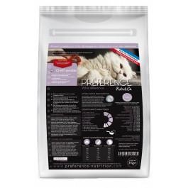 Préférence Croquettes Chat Sensible 3 kg - Dogteur