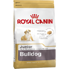 Royal Canin Bulldog Junior 12 kg - Dogteur