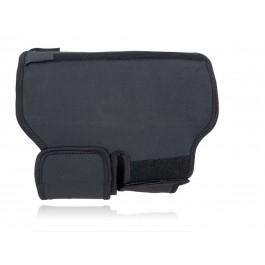 Protection lombaire pour chien Back On Track noire L - 68 x 62 x L28 cm - Dogteur