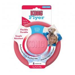 KONG Puppy Flyer Rose