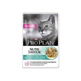 Purina Proplan Cat Nutrisavour Delicate Poisson 24 pochons 85 grs - Dogteur