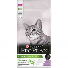 Purina Proplan Optirenal Adult Cat Sterilised Dinde 10 kg - Dogteur