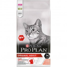 Purina Proplan Optisenses Original Adult Cat Saumon 1,5 kg - Dogteur