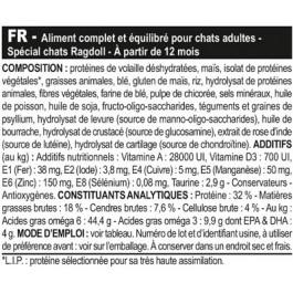 Royal Canin Chat Adult Ragdoll 2 kg - Dogteur