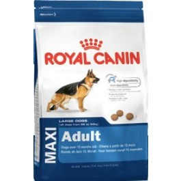 Royal Canin Maxi Adult 15 kg - Dogteur