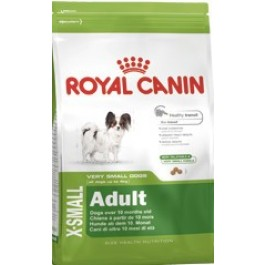 Royal Canin X-Small Adult 3 kg - Dogteur