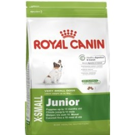 Royal Canin X-Small Junior 3 kg - Dogteur