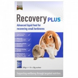 Supreme Petfoods Recovery Plus 10 x 20 grs - Dogteur