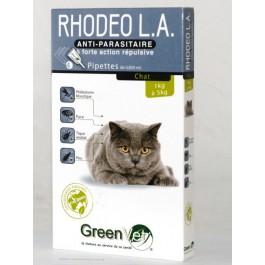 Rhodeo L.A Chat 4 pipettes - Dogteur