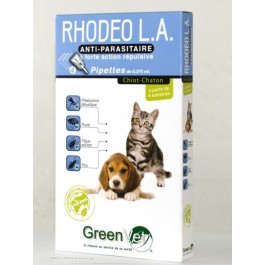 Rhodeo L.A chiot / chaton 4 pipettes - Dogteur