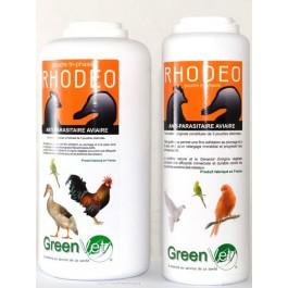 Rhodeo poudre aviaire 500 grs - Dogteur