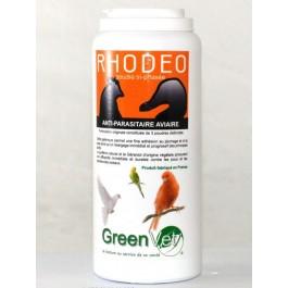 Rhodeo poudre aviaire 125 grs - Dogteur
