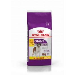 Royal Canin Giant Adult 15 kg + 3 kg offerts - Dogteur