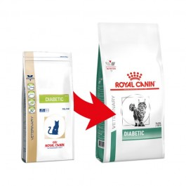 Royal Canin Veterinary Diet Cat Diabetic DS46 3.5 kg - Dogteur