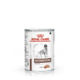 Royal Canin Veterinary Diet Dog Gastro Intestinal Low Fat 12 x 410 grs - Dogteur
