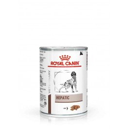 Royal Canin Veterinary Diet Dog Hepatic 12 x 420 grs - Dogteur