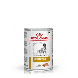 Royal Canin Veterinary Diet Dog Urinary 12 x 410 grs - Dogteur