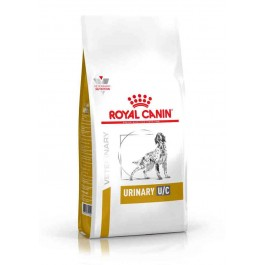 Royal Canin Veterinary Diet Dog Urinary Low Purine UUC18 14 kg - Dogteur