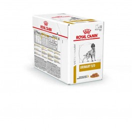 Royal Canin Veterinary Diet Dog Urinary 10 x 150 grs - Dogteur