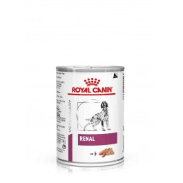 Royal Canin Veterinary Diet Dog Renal 12 x 410 grs - Dogteur