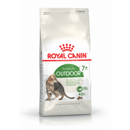 Royal Canin Féline Health Nutrition Outdoor + de 7 ans 10 kg - Dogteur