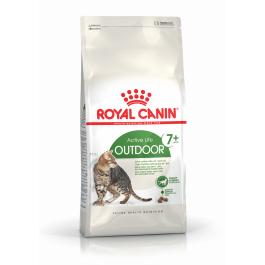 Royal Canin Féline Health Nutrition Outdoor + de 7 ans 4 kg - Dogteur