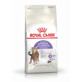 Royal Canin Féline Health Nutrition Sterilised Appetite Control 4 kg - Dogteur