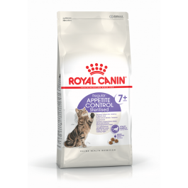 Royal Canin Féline Health Nutrition Sterilised Appetite Control + de 7 ans 3.5 kg - Dogteur