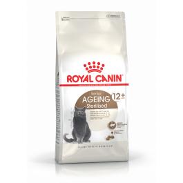 Royal Canin Féline Health Nutrition Sterilised + de 12 ans 2 kg - Dogteur