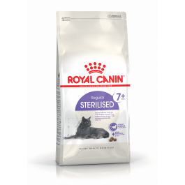 Royal Canin Féline Health Nutrition Sterilised + de 7 ans - 10 kg - Dogteur