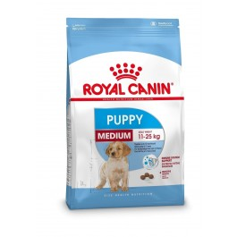 Royal Canin Puppy Medium 15 kg - Dogteur